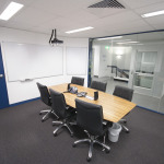 Board meeting room in Perth