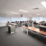 Executive training room in Perth